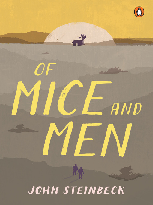 Title details for Of Mice and Men by John Steinbeck - Wait list