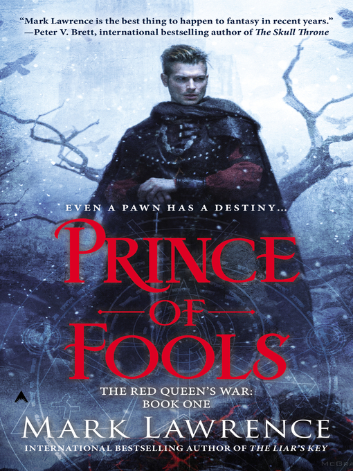 Title details for Prince of Fools by Mark Lawrence - Available