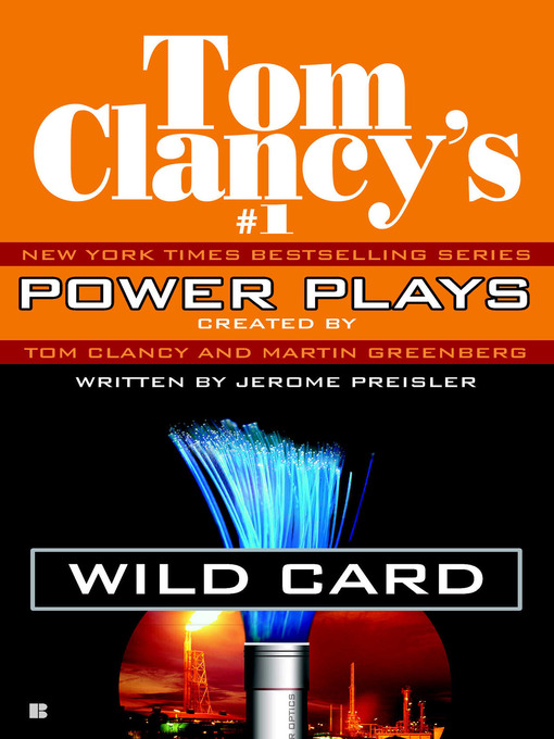 Title details for Wild Card by Tom Clancy - Available