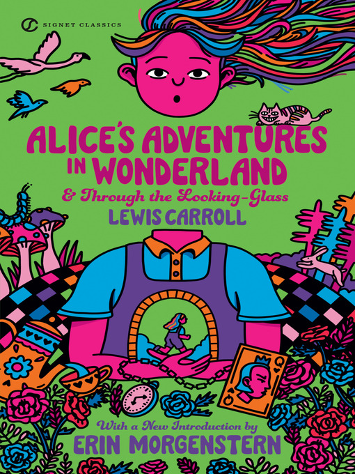 Title details for Alice's Adventures in Wonderland & Through the Looking-Glass by Lewis Carroll - Wait list