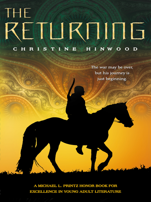 Title details for The Returning by Christine Hinwood - Wait list