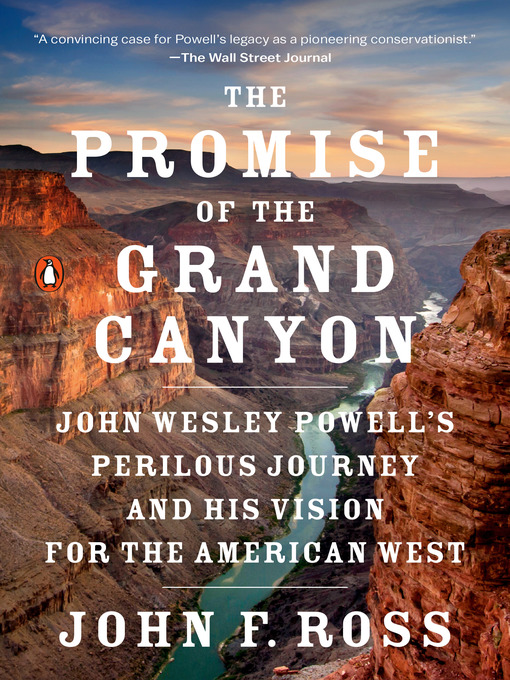 Title details for The Promise of the Grand Canyon by John F. Ross - Wait list