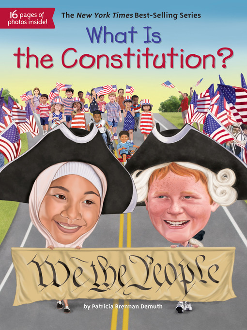 Cover of What Is the Constitution?