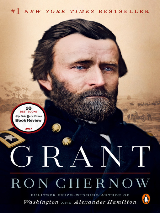 Title details for Grant by Ron Chernow - Wait list