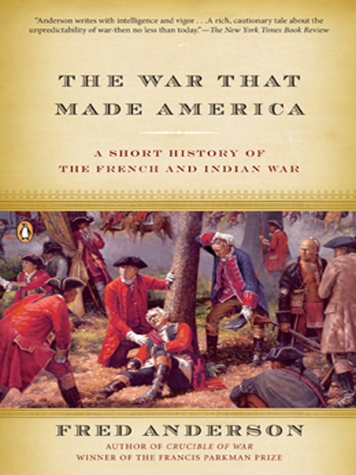 Cover of The War That Made America