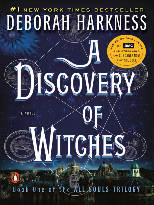 Title details for A Discovery of Witches by Deborah Harkness - Wait list
