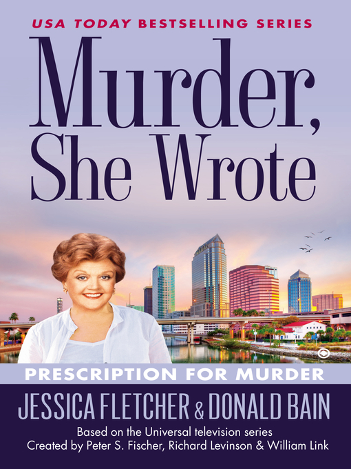 Title details for Prescription for Murder by Jessica Fletcher - Wait list
