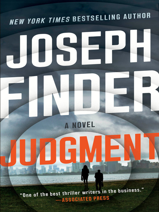 Title details for Judgment by Joseph Finder - Wait list