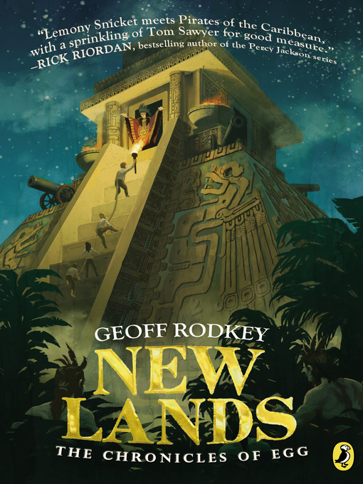 Cover of New Lands