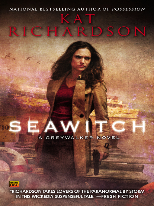 Couverture de Seawitch