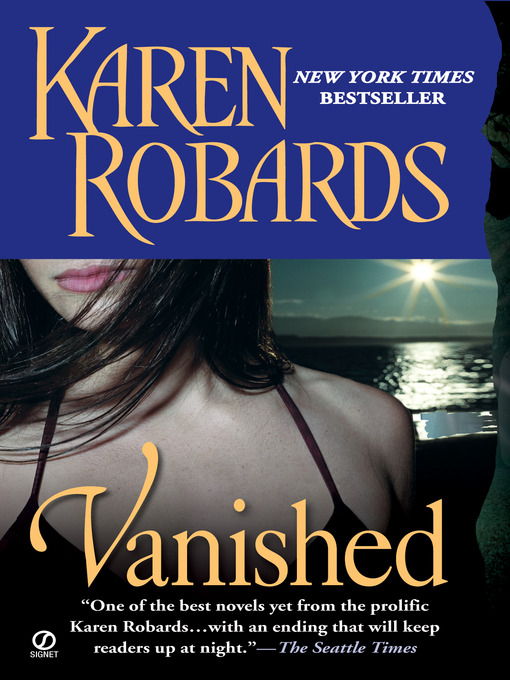 Title details for Vanished by Karen Robards - Available