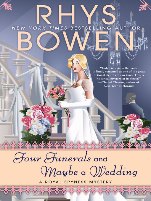Title details for Four Funerals and Maybe a Wedding by Rhys Bowen - Available
