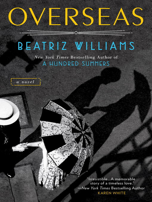 Title details for Overseas by Beatriz Williams - Wait list