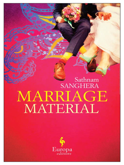 Title details for Marriage Material by Sathnam Sanghera - Wait list