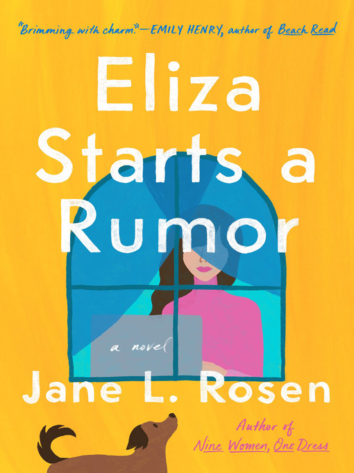 Title details for Eliza Starts a Rumor by Jane L. Rosen - Wait list