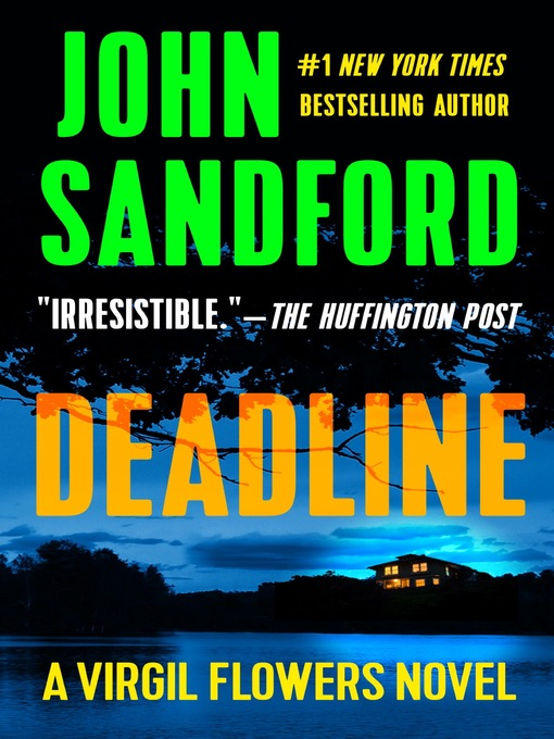 Title details for Deadline by John Sandford - Wait list