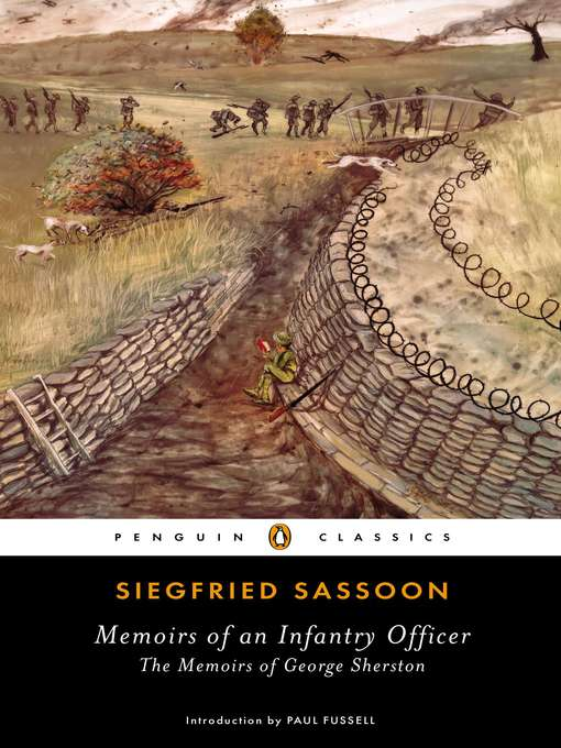 Title details for Memoirs of an Infantry Officer by Siegfried Sassoon - Available