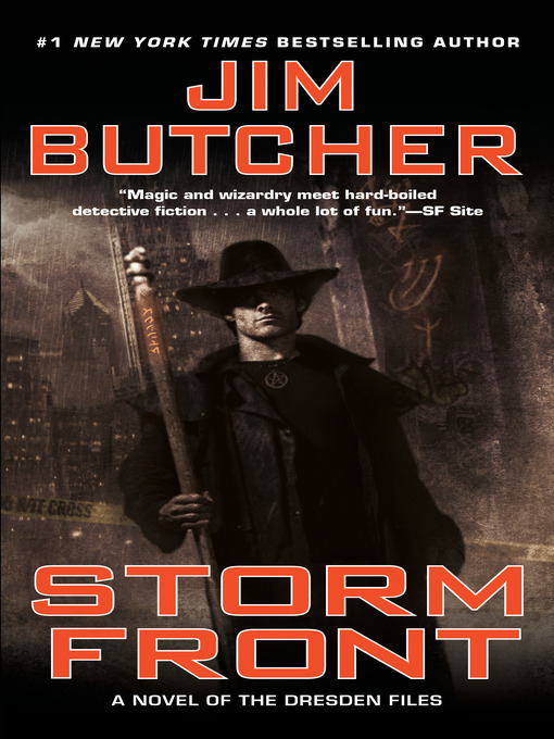 Title details for Storm Front by Jim Butcher - Available