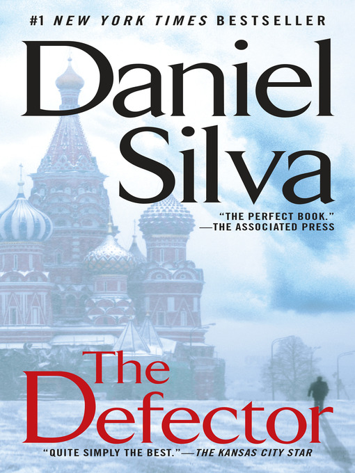 Title details for The Defector by Daniel Silva - Wait list