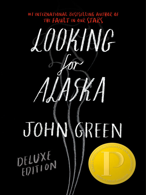 Cover of Looking for Alaska Deluxe Edition