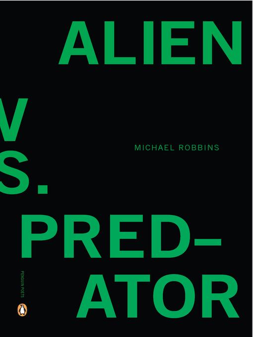 Cover image for Alien vs. Predator