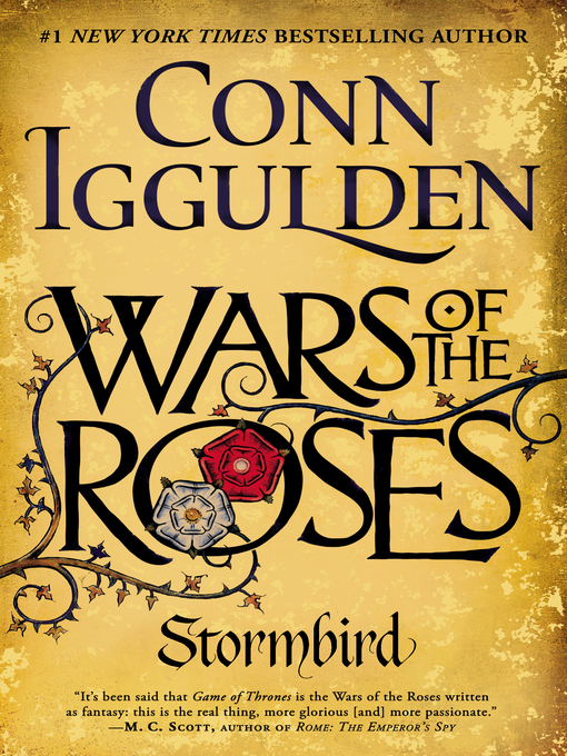 Title details for Stormbird by Conn Iggulden - Available