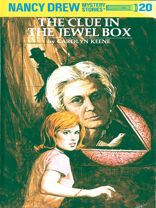Title details for The Clue in the Jewel Box by Carolyn Keene - Wait list