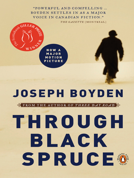 Title details for Through Black Spruce by Joseph Boyden - Wait list