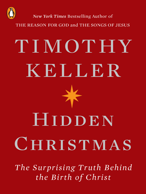 Title details for Hidden Christmas by Timothy Keller - Wait list