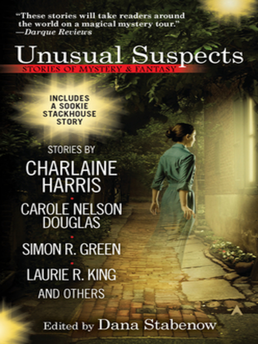 Cover of Unusual Suspects