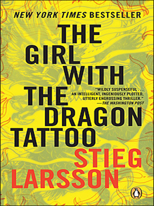 Title details for The Girl with the Dragon Tattoo by Stieg Larsson - Available