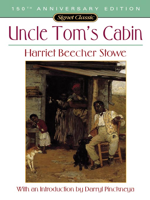 an analysis of sin and redemption in uncle toms cabin by harriet beecher stowe Goodbye uncle tom from (including harriet beecher stowe) analysis by robert fogel and stanley engelman suggests that only 16 percent of the total.