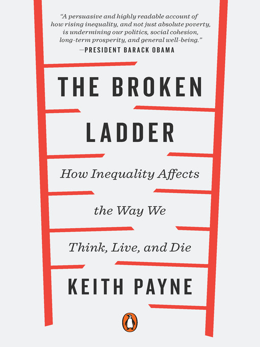 Title details for The Broken Ladder by Keith Payne - Wait list
