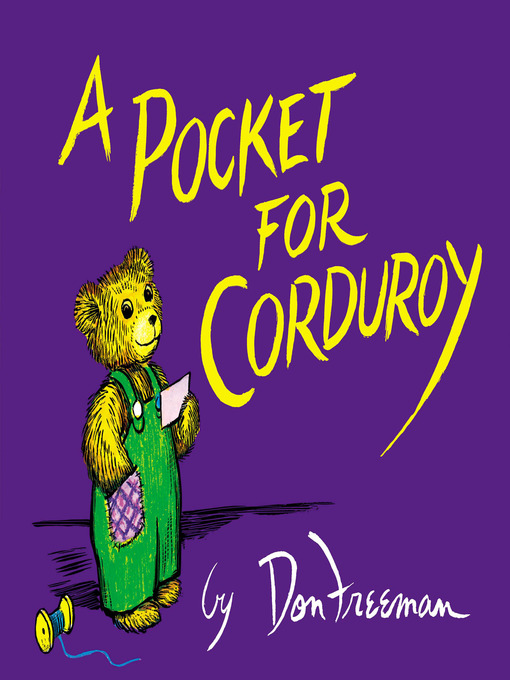 Cover of A Pocket for Corduroy