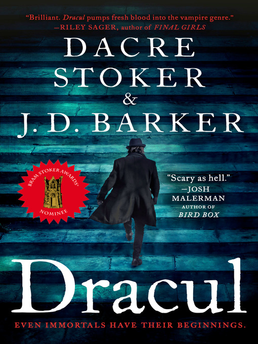 Title details for Dracul by J.D. Barker - Available