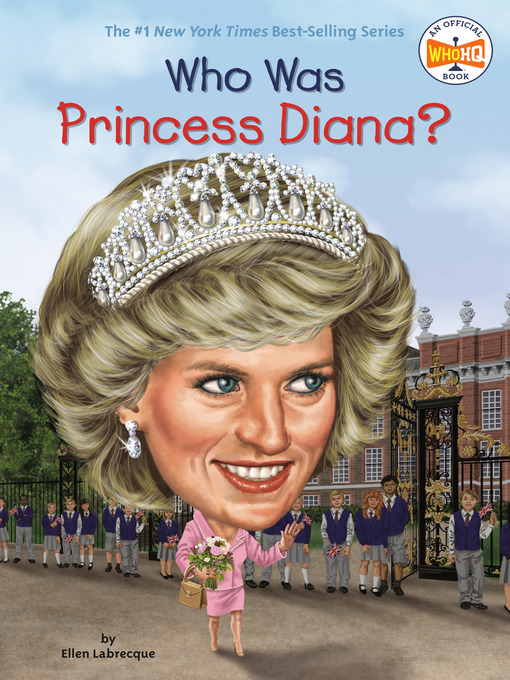 Cover image for Who Was Princess Diana?