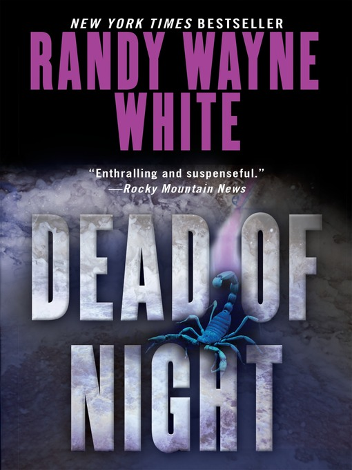 Title details for Dead of Night by Randy Wayne White - Wait list