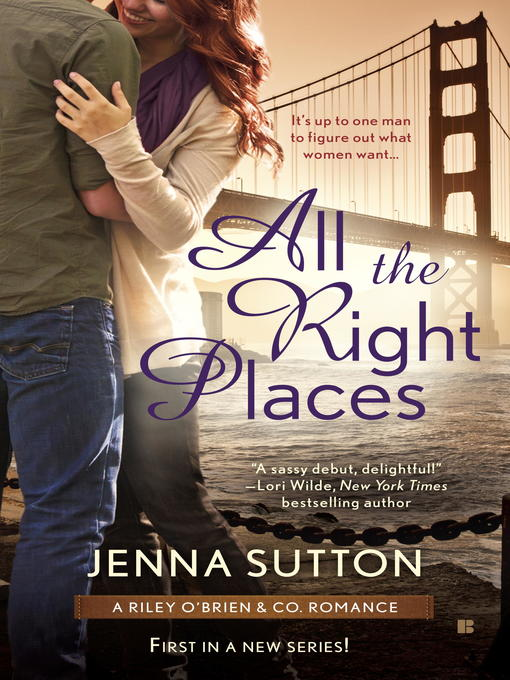 Title details for All the Right Places by Jenna Sutton - Available