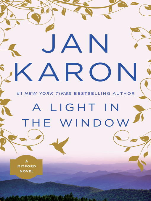 Title details for A Light in the Window by Jan Karon - Wait list