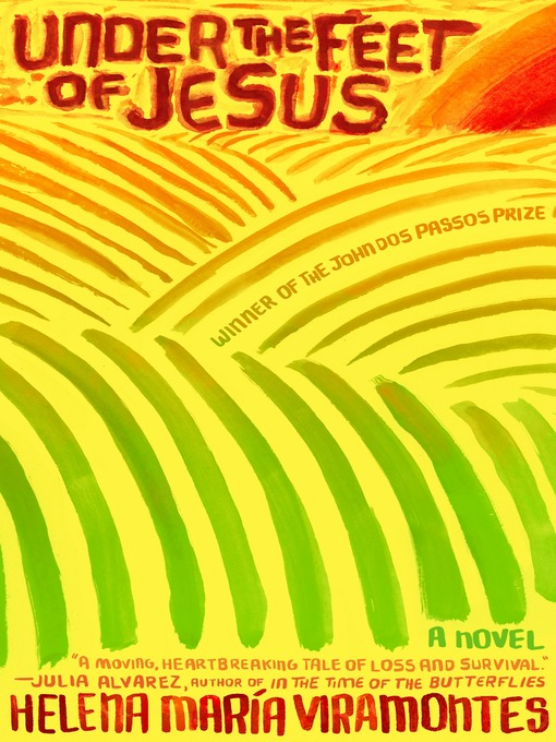 Under the Feet of Jesus book cover