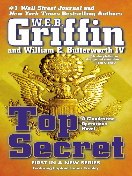 Title details for Top Secret by W.E.B. Griffin - Available