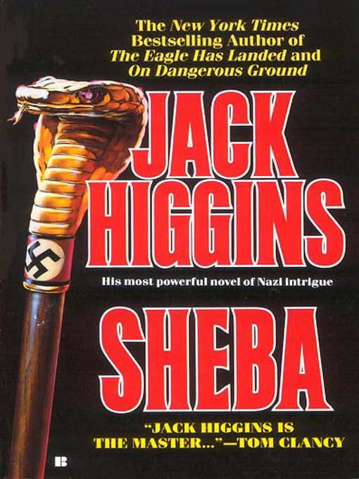 Title details for Sheba by Jack Higgins - Available