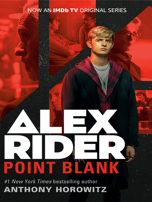 Title details for Point Blank by Anthony Horowitz - Wait list