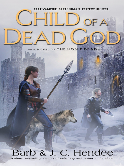 Cover of Child of a Dead God
