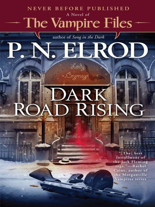 Cover image for Dark Road Rising