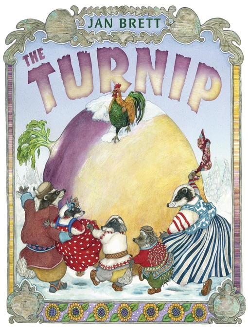 Title details for The Turnip by Jan Brett - Wait list