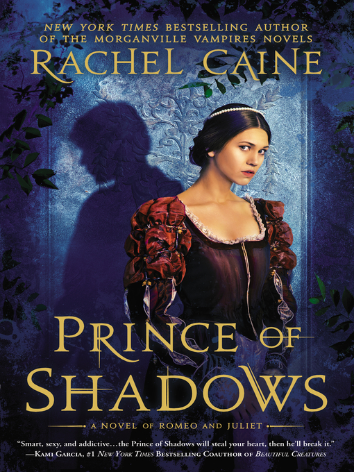 Title details for Prince of Shadows by Rachel Caine - Wait list
