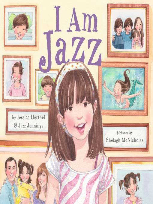 Title details for I Am Jazz by Jessica Herthel - Available