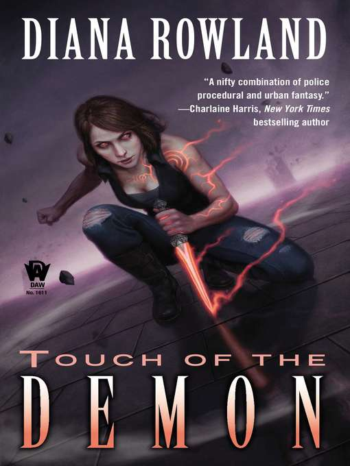 Cover of Touch of the Demon