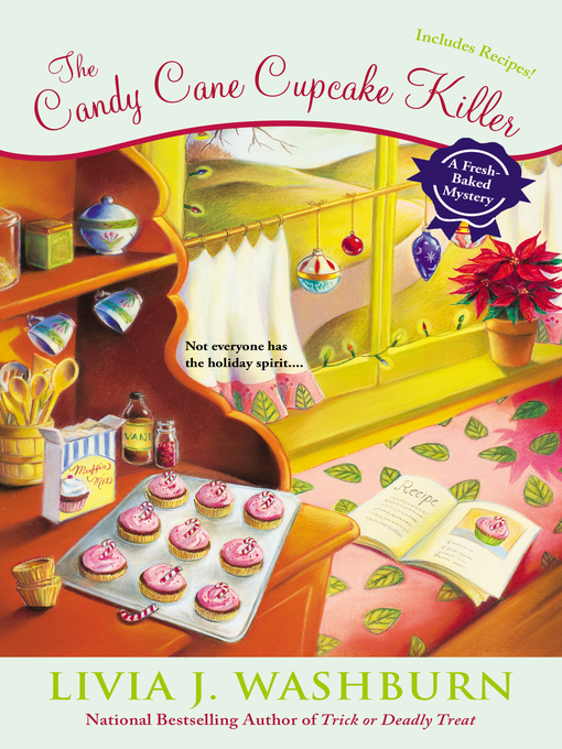 Title details for The Candy Cane Cupcake Killer by Livia J. Washburn - Wait list